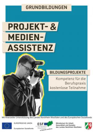 Grundbildungen Projekt- und Medienassistenz